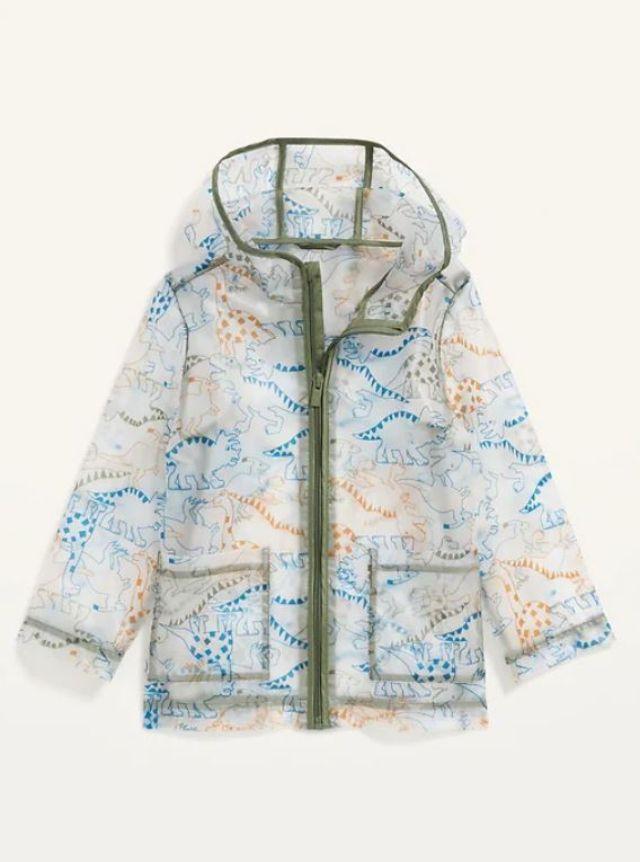 Old Navy Toddler Rain Jacket