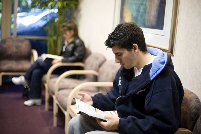 Pediatricians routine screen sexually active teens for STIs, including chlamydia and HIV.