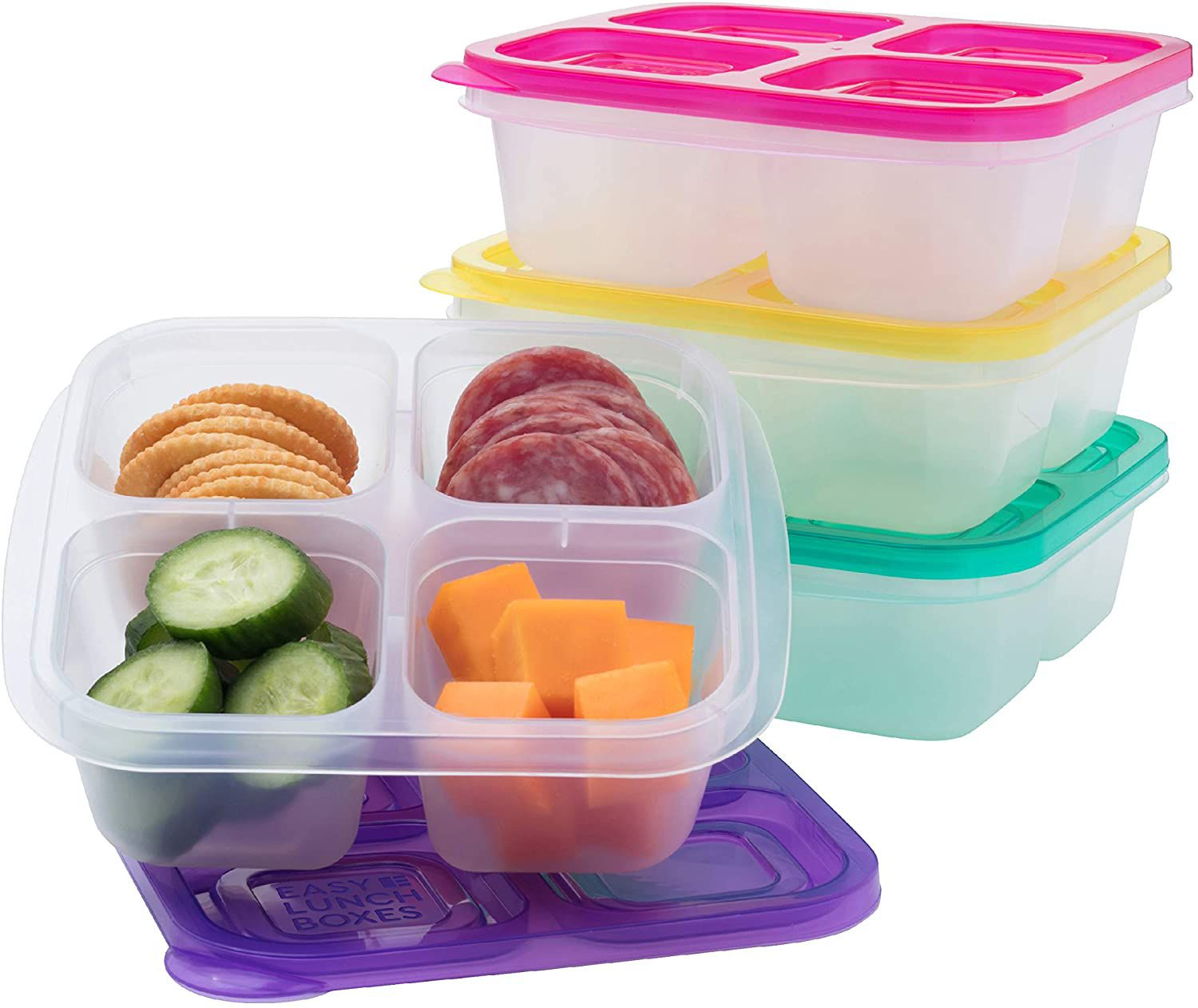 EasyLunchboxes Bento Containers