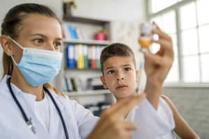 How do COVID Vaccines Dosages work for kids?