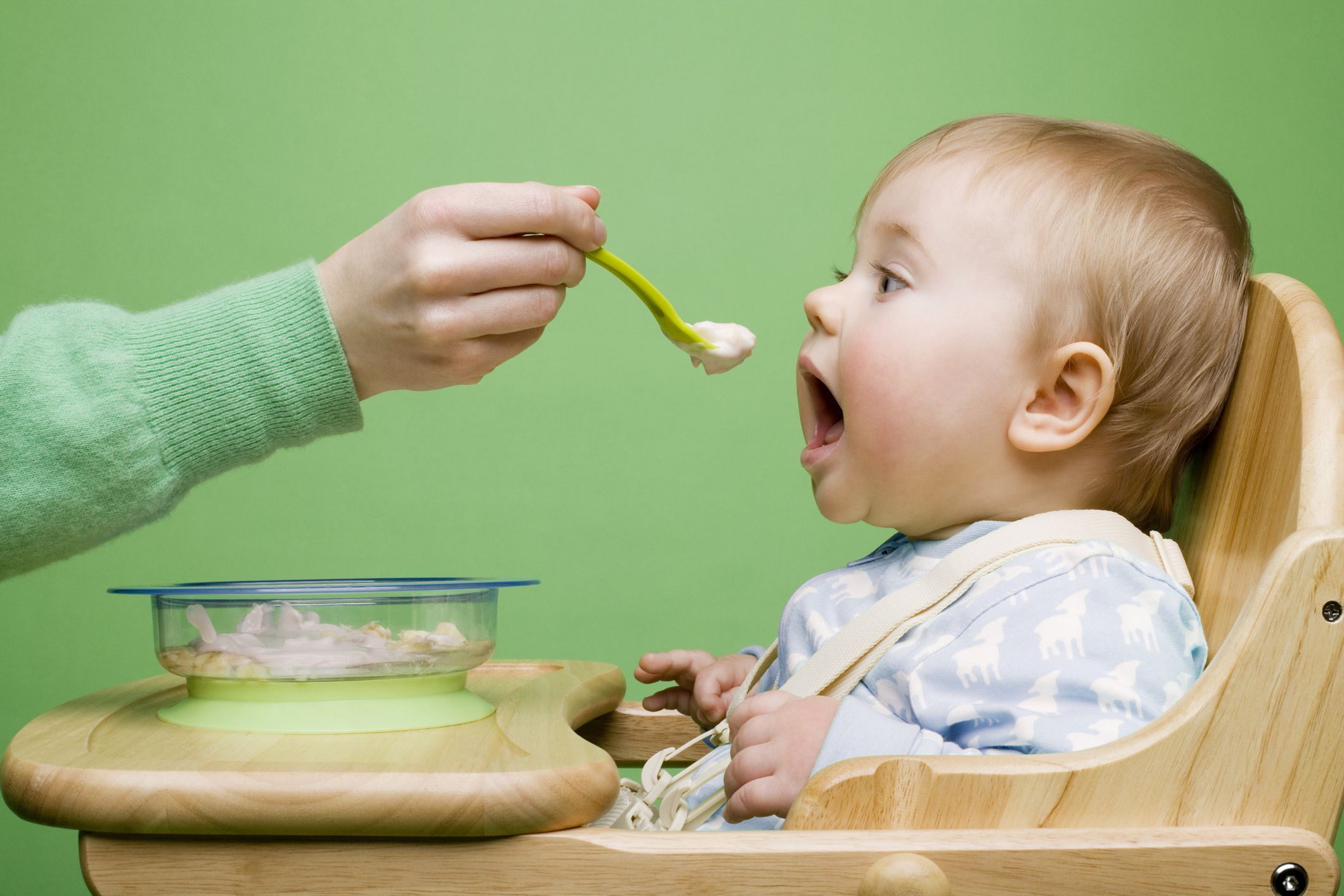 Is Your Baby Ready to Start Solid Food?