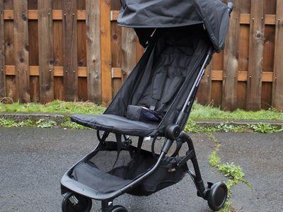 Mountain Buggy Nano Travel Stroller
