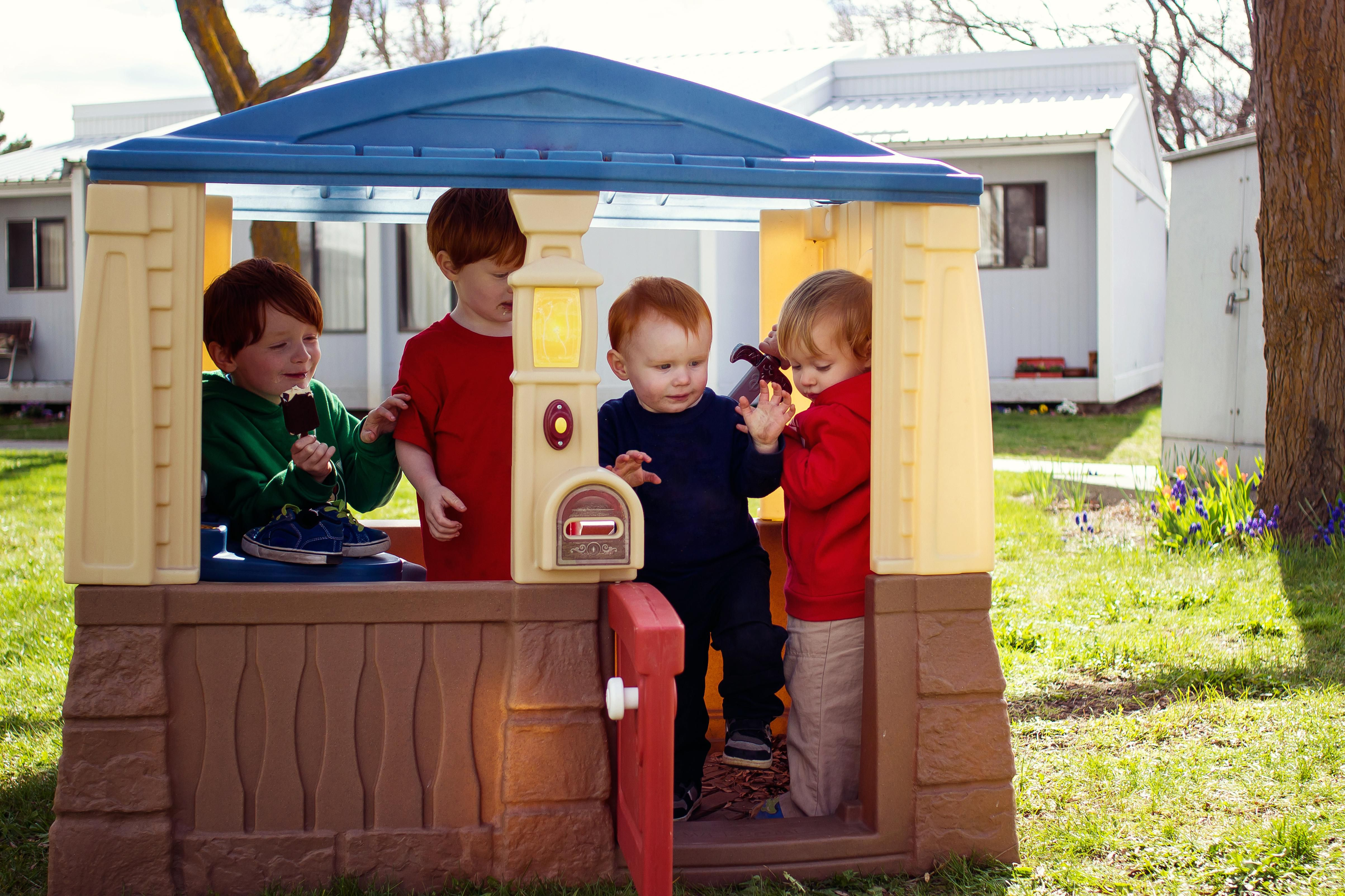 The Best Outside Toys For Preschoolers