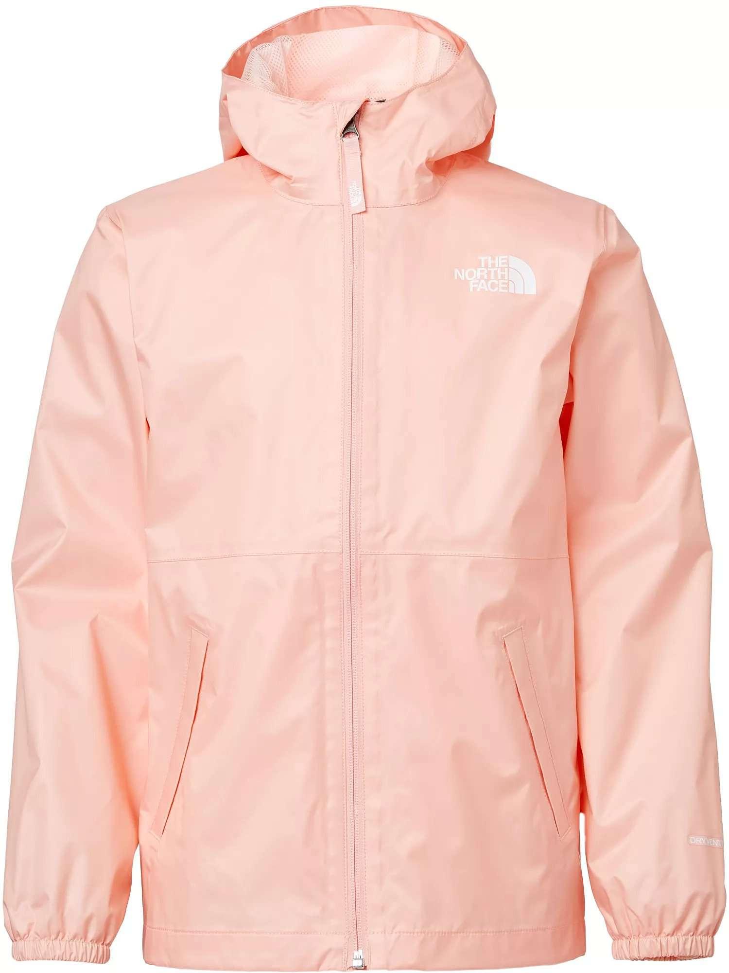 The North Face Girls' Zipline Rain Jacket