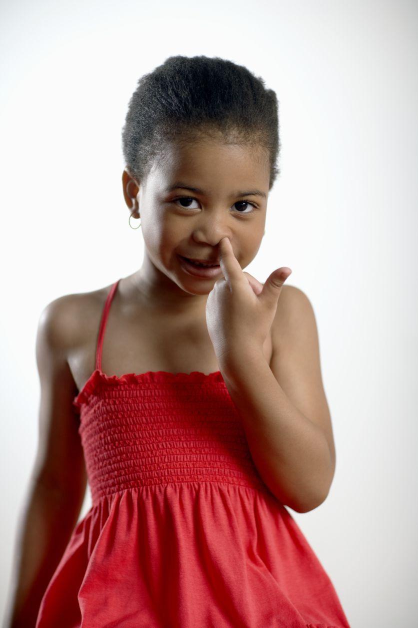 How To Stop Nose Picking In Preschoolers