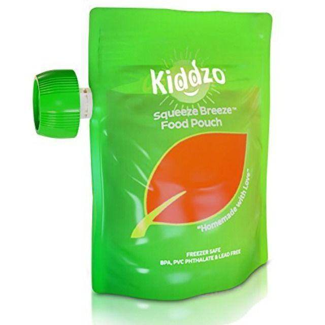 Kiddzo Squeeze Breeze Food Pouch