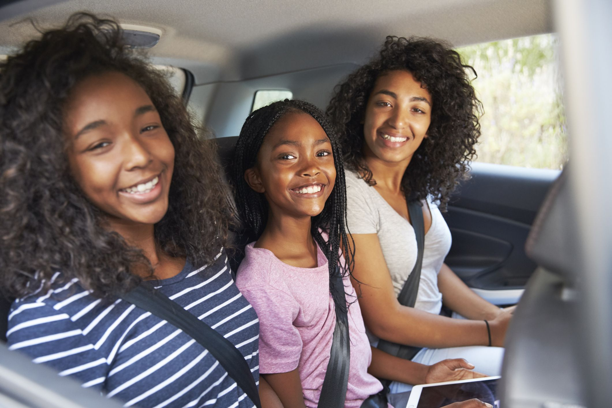 Long Car Ride Survival Guide for Big Families