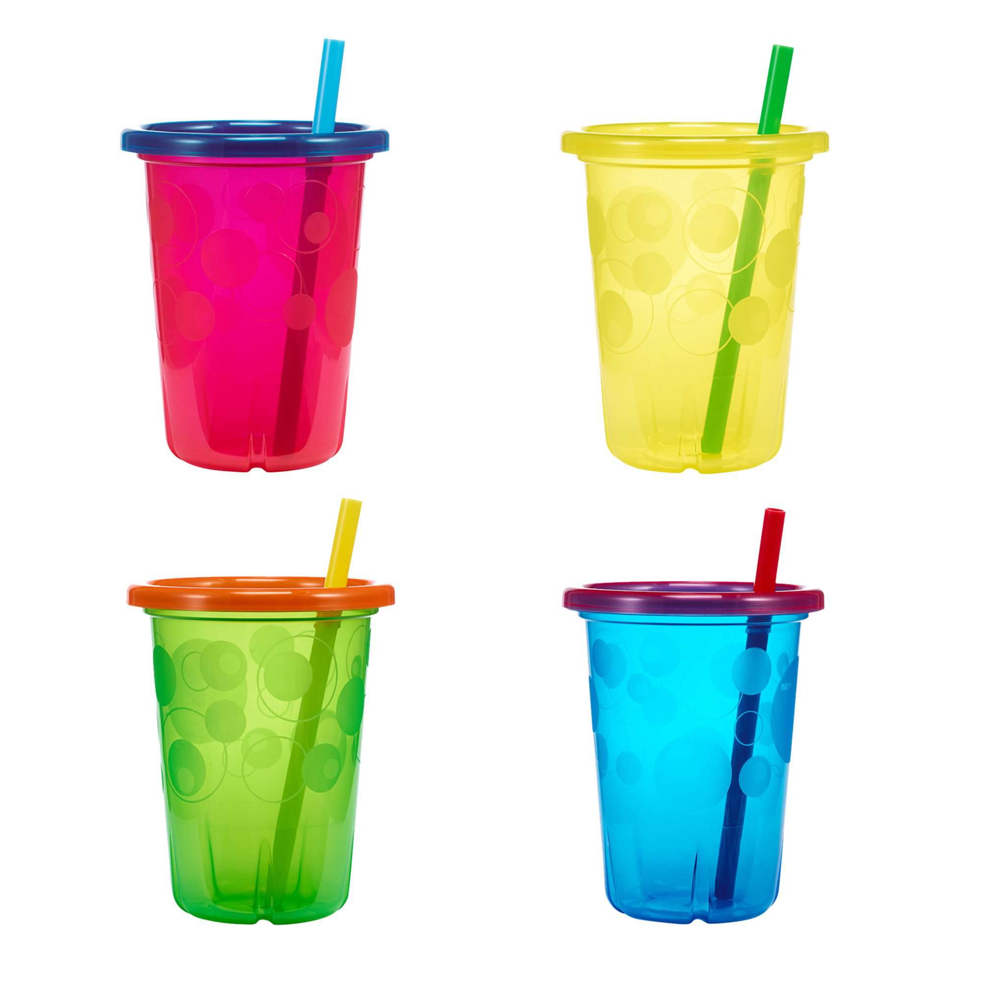 The First Years Take & Toss Straw Cup