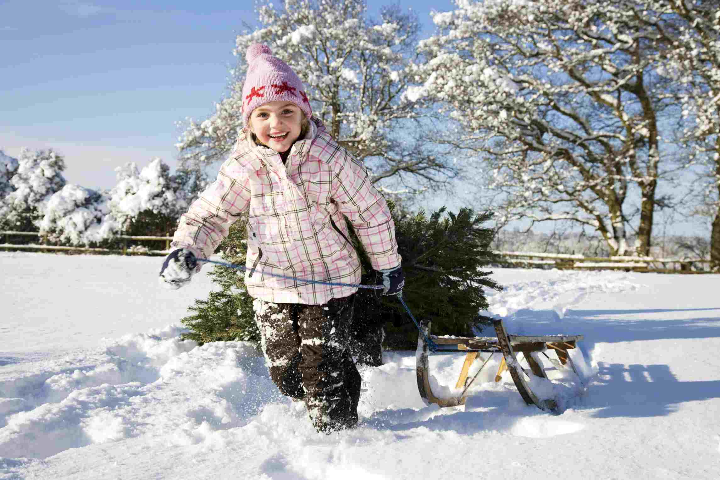 Healthy Games for Winter Holiday Party Themes