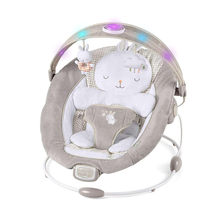 Ingenuity InLighten Bouncer Cradling Baby Bouncer