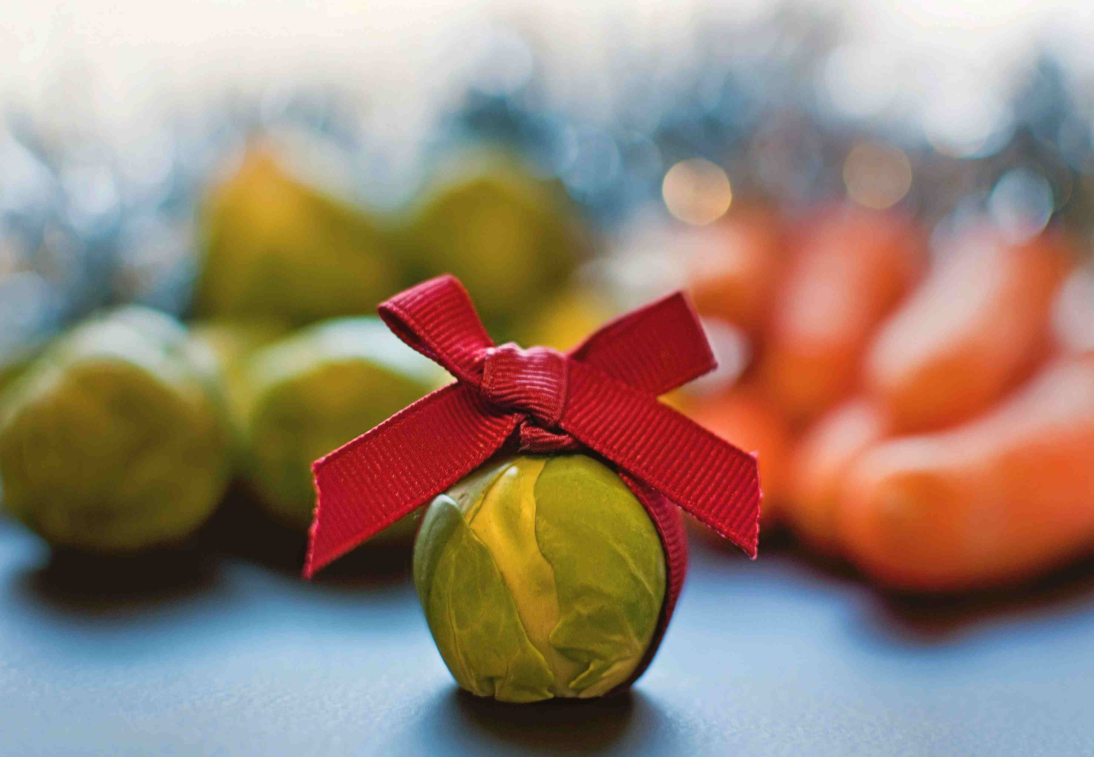 Christmas sprout