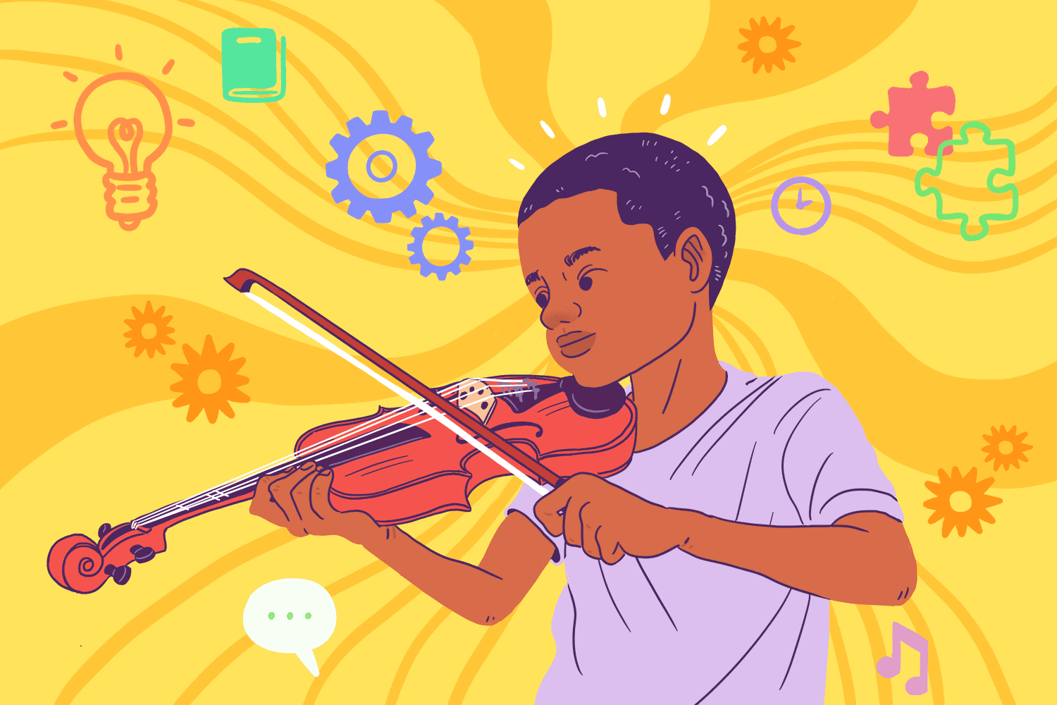 Music Training Improves Attention and Memory in Kids, New Study Shows