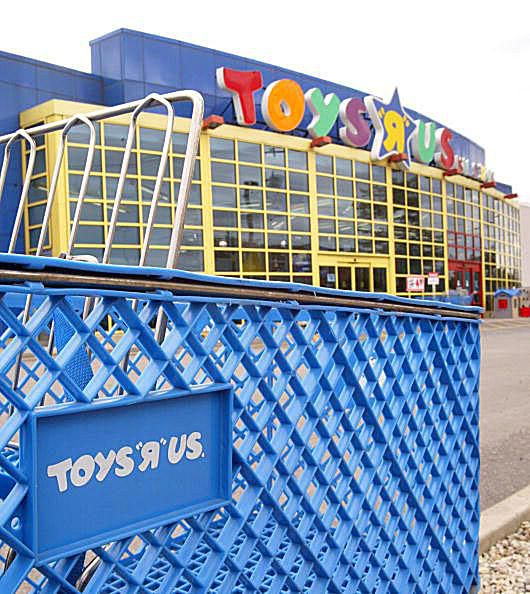 Picture of a Toys R Us store