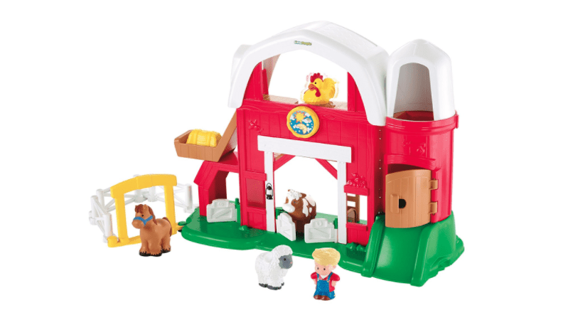 Top 8 Fisher Price Little People Toy Sets
