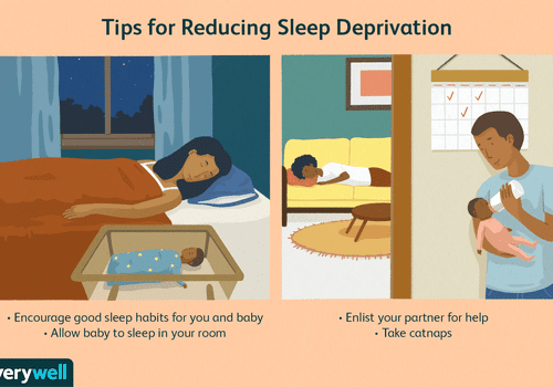 Tips to reduce sleep deprivation