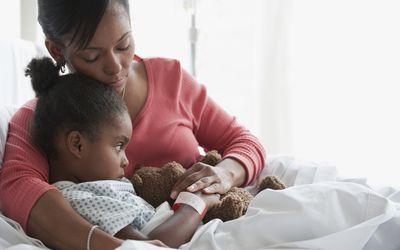 mom child hospital