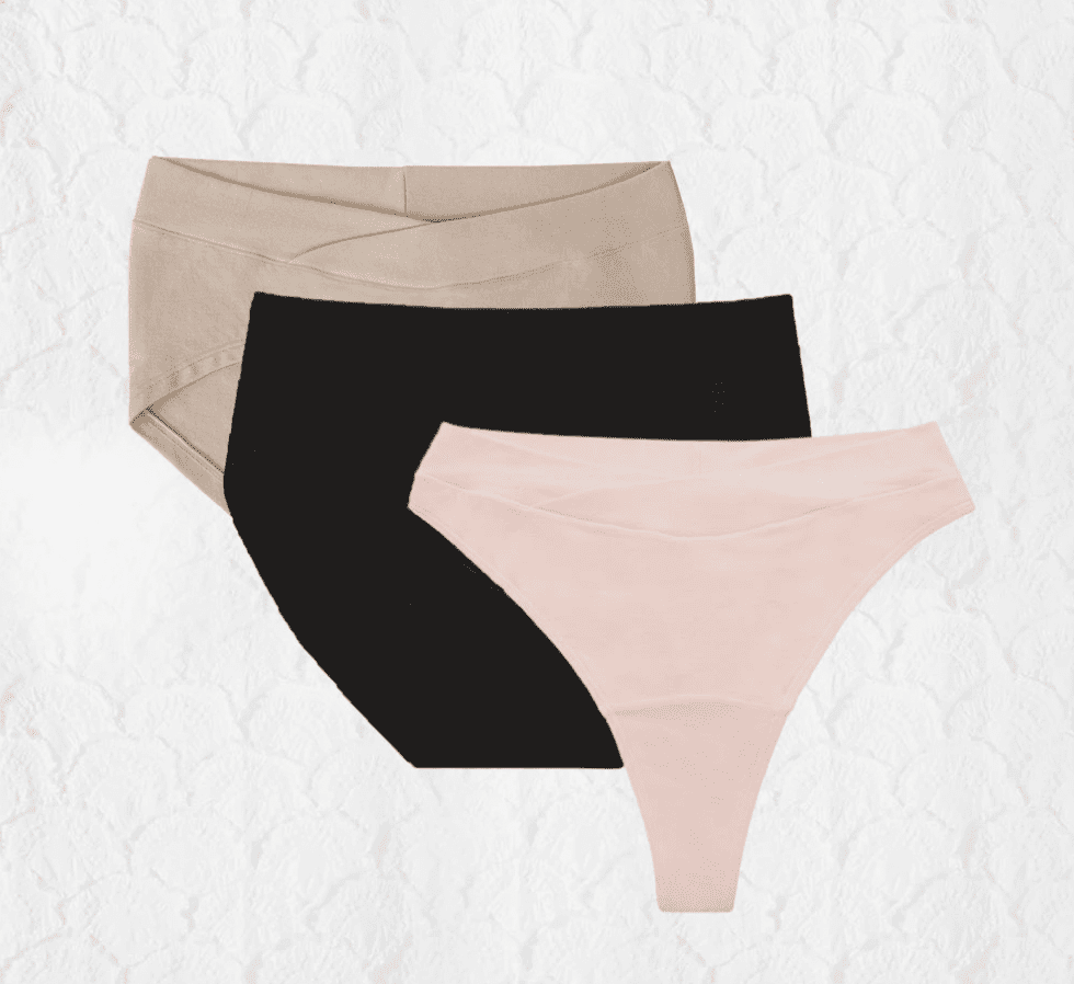 Kindred Bravely 3-for-$30 Underwear Bundle
