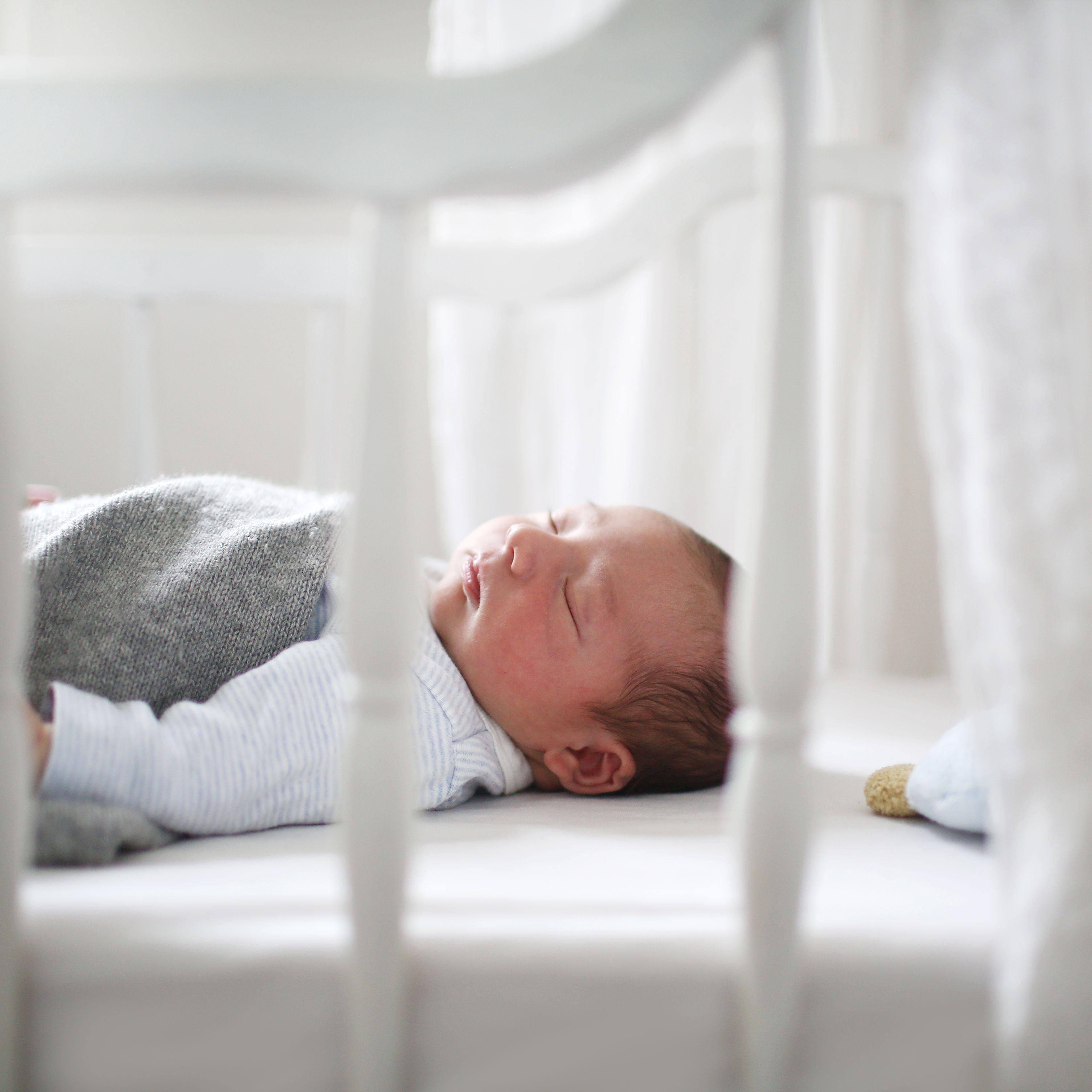 Where Should Your Baby Sleep