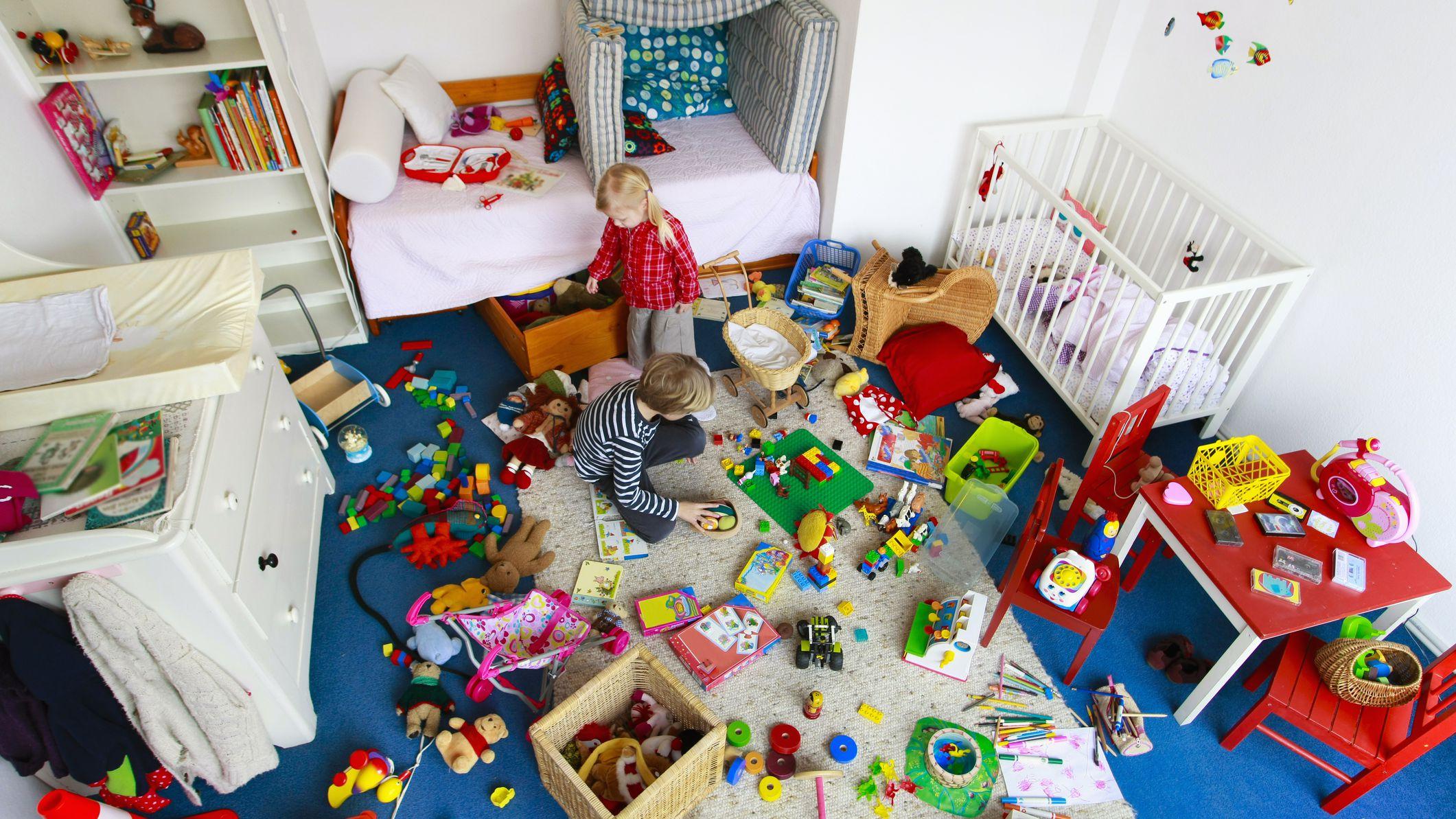 Less Toys, More Joy: How to Avoid Having too Many Toys