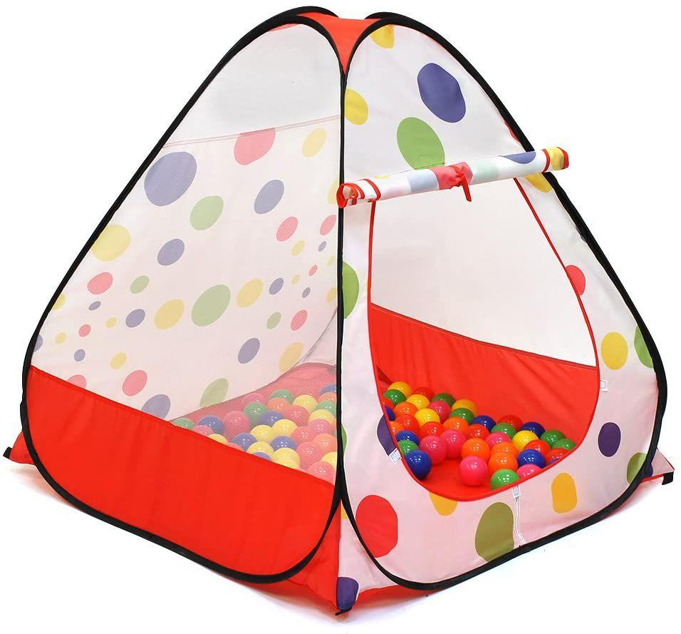 Kiddey Ball Pit Play Tent