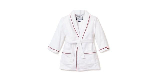 Petite Plume White Robe