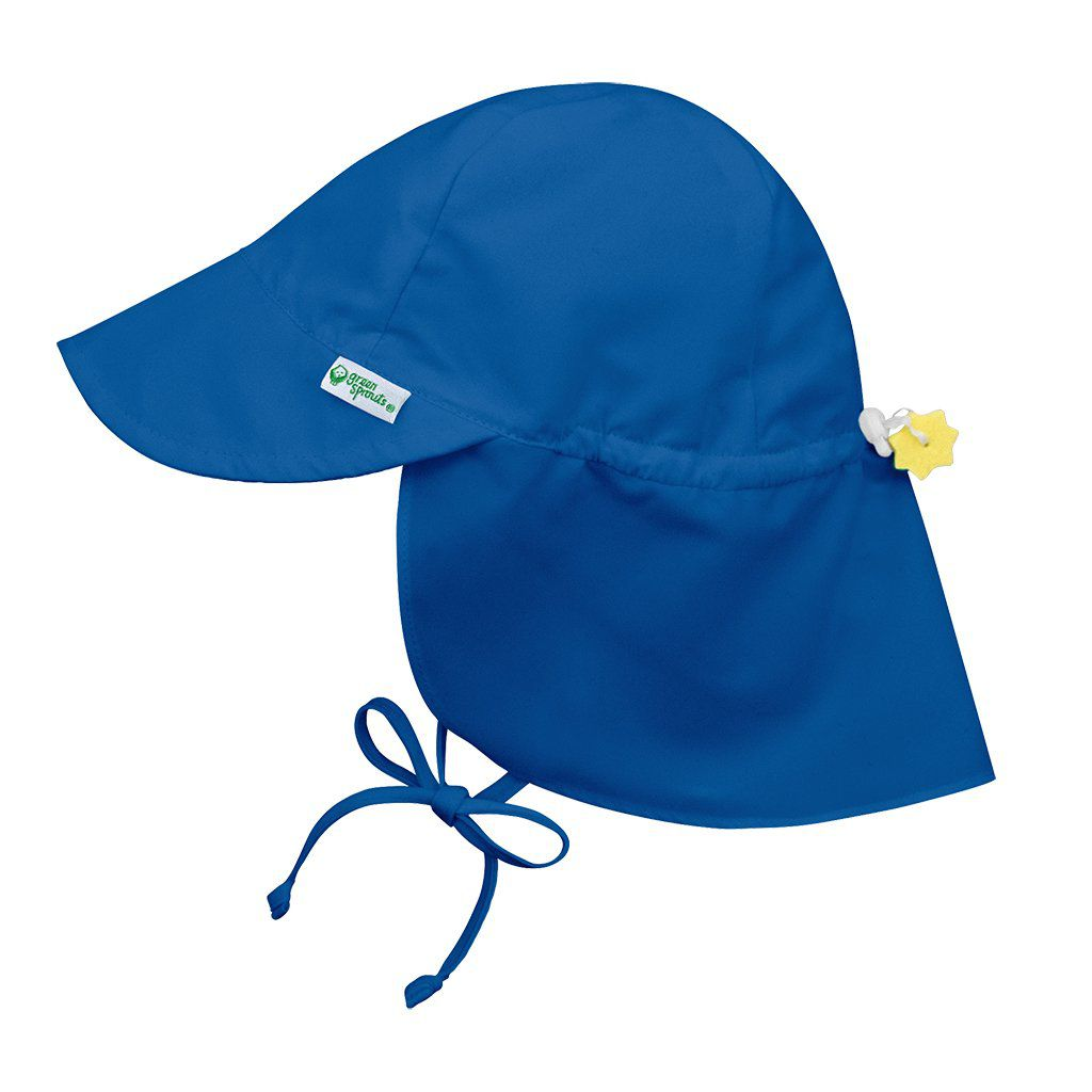 Green Sprouts Flap Sun Protection Hat