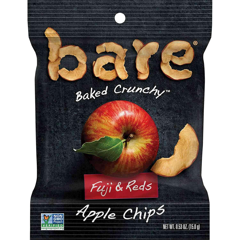 bare Baked Crunchy Apple Fruit Snack