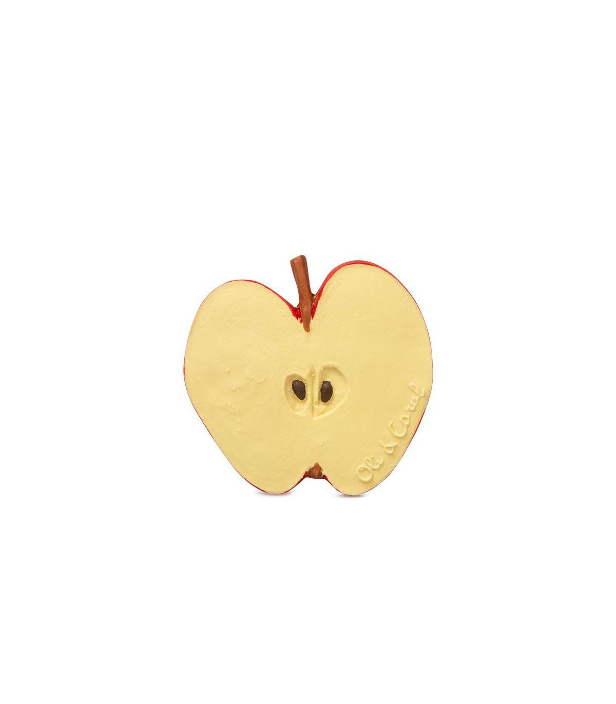 Oli & Carol Pepita the Apple Teething Toy