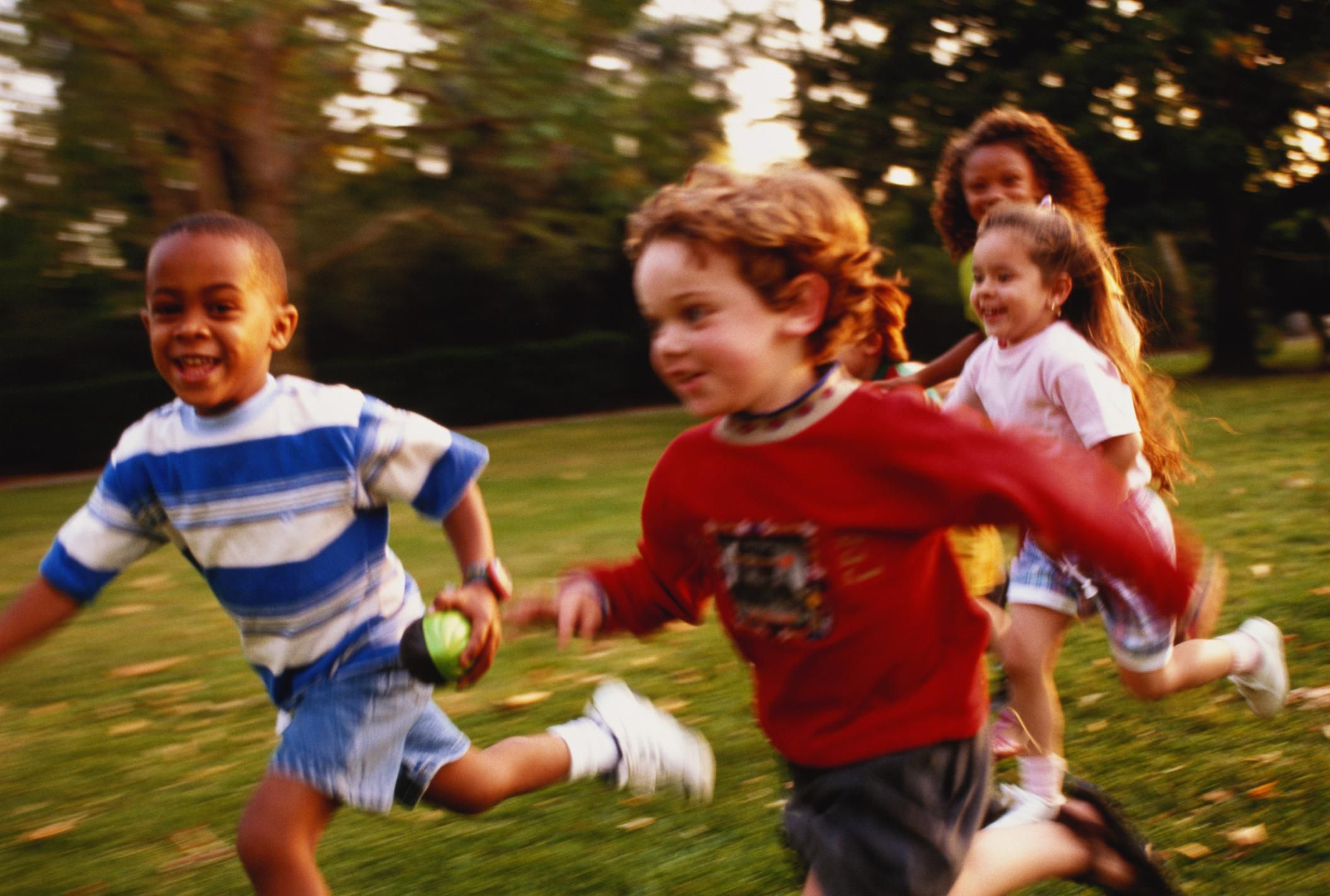 Classic Outdoor Games for Kids