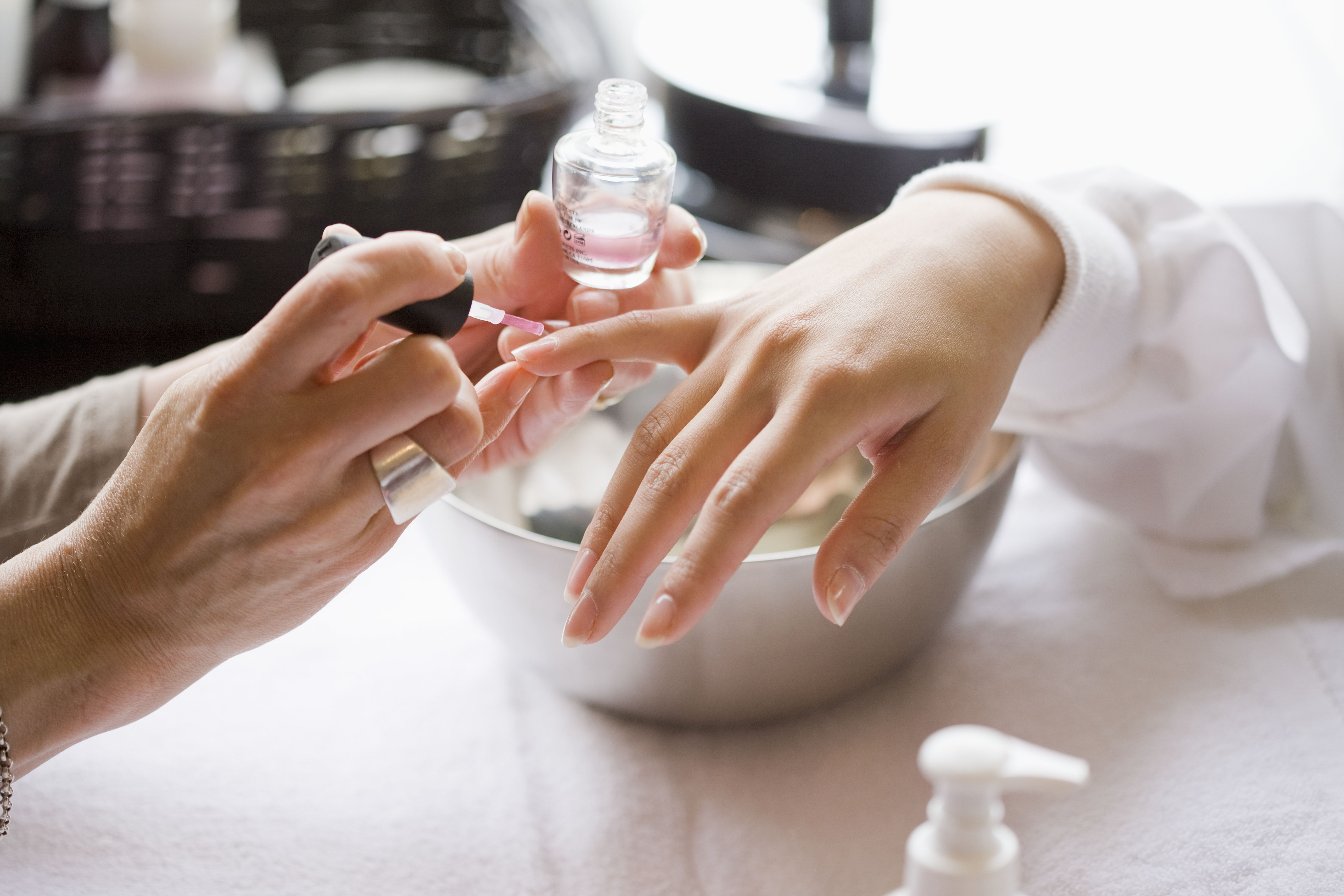 Is It Safe to Get a Manicure While Pregnant