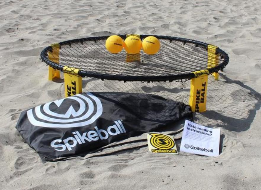 Outdoor toys for older kids - Spikeball - Top Outdoor Toys For Active Play