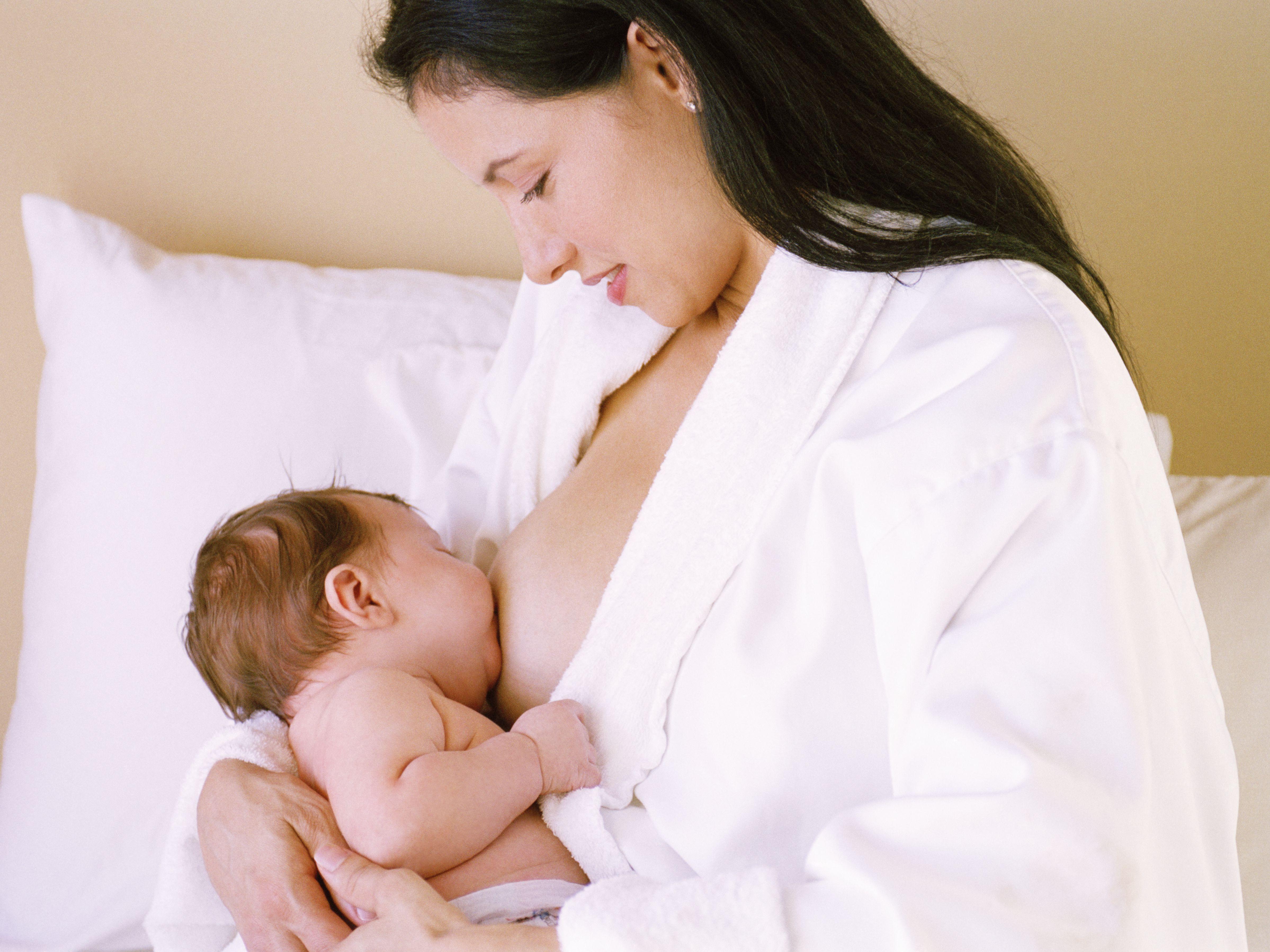 Sex breast feeding