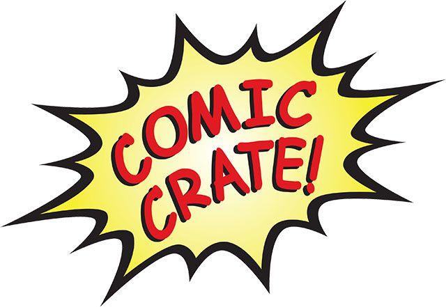 Comic Crate