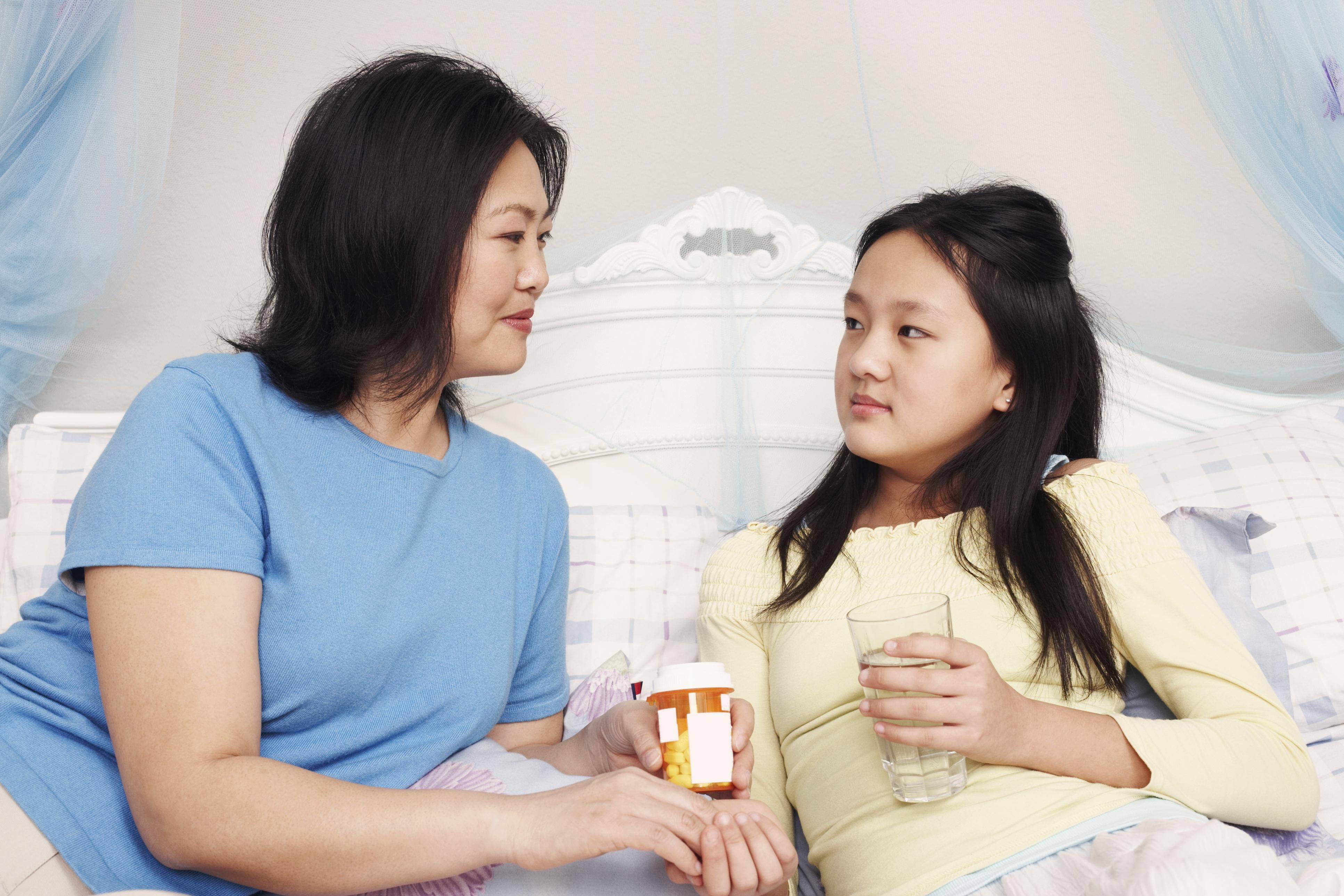 How To Help Young Teens Relieve Menstrual Pain