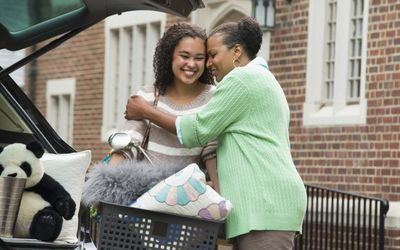 stages of empty nest syndrome