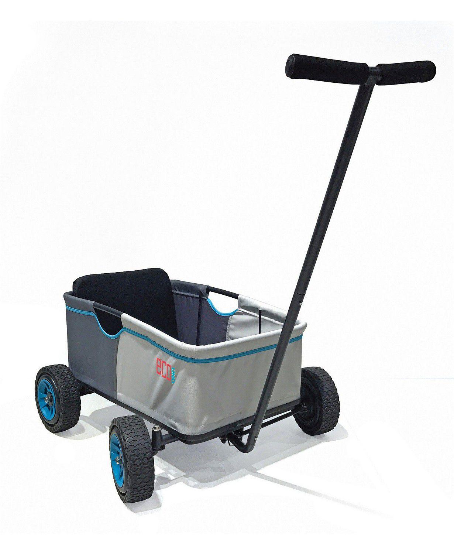 Hauck Eco Uno Multipurpose Fold-Up Wagon in Stone