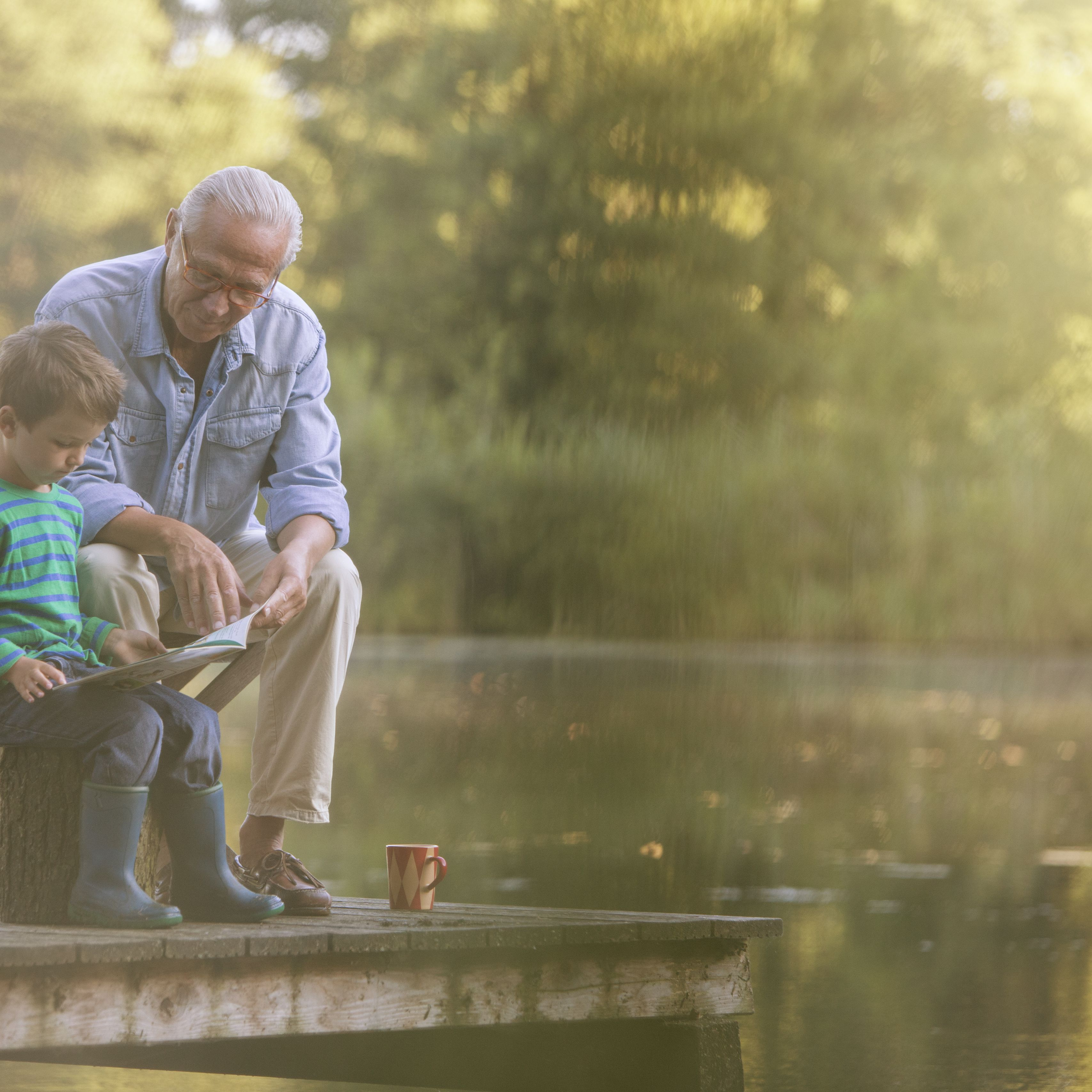6 Factors of Grandparent-Grandchild Closeness