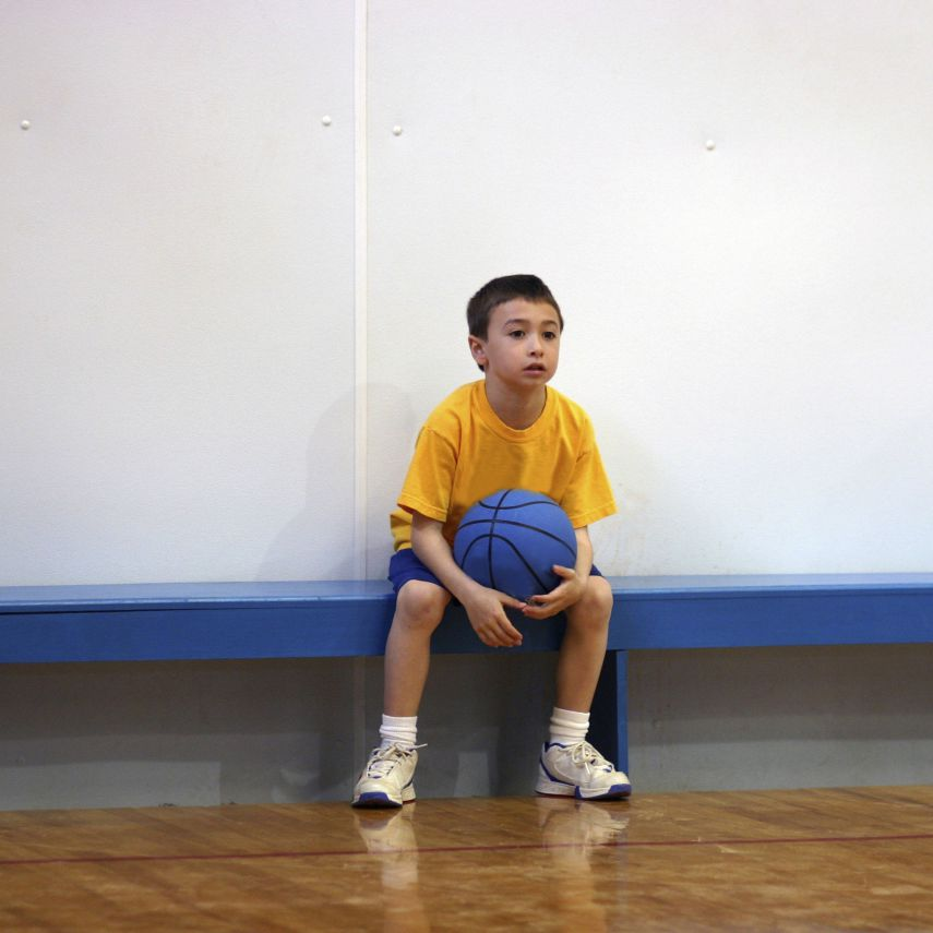 Performance Anxiety in Children's Sports