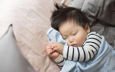 baby sleeping