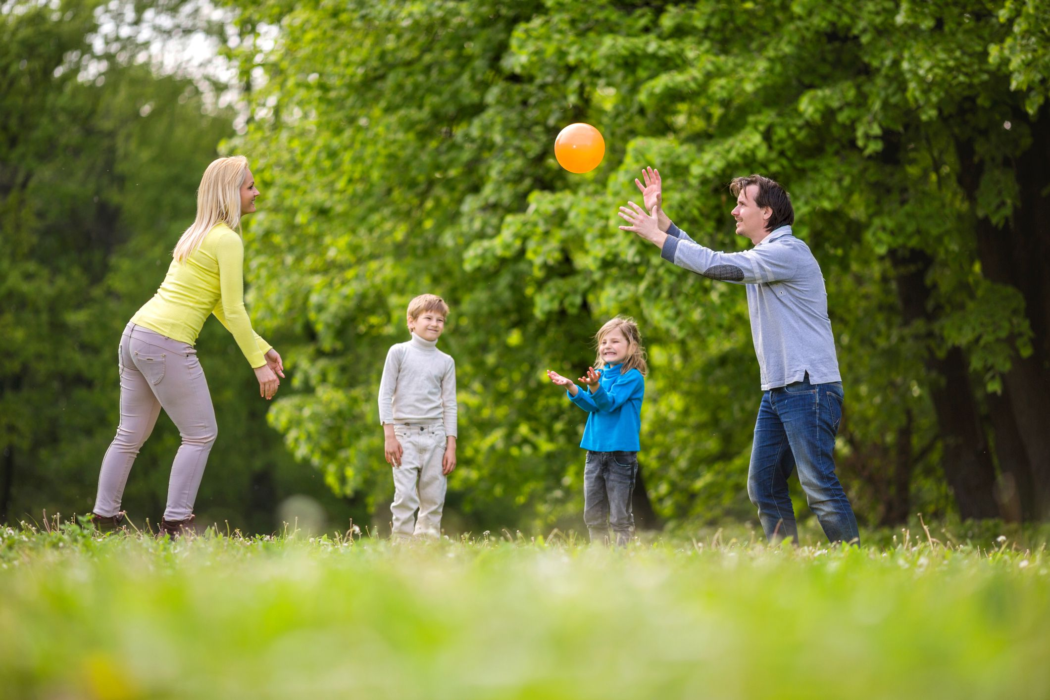 classic ball games for kids