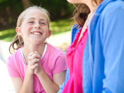 Giving in to kids can do more harm than good.