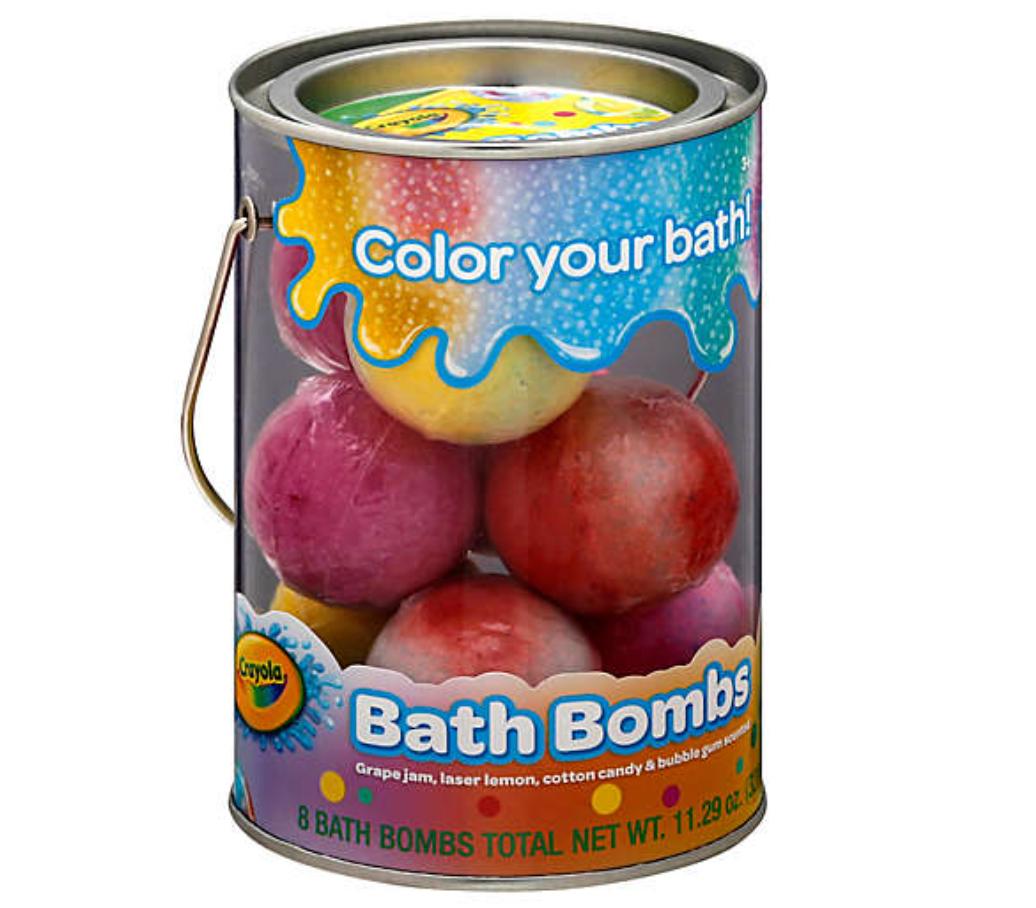 Crayola Bath Bomb Bucket