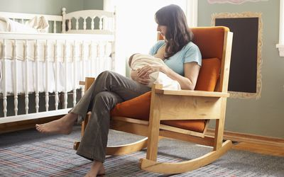 Enjoyable Should You Use A Footstool When Youre Breastfeeding Pdpeps Interior Chair Design Pdpepsorg