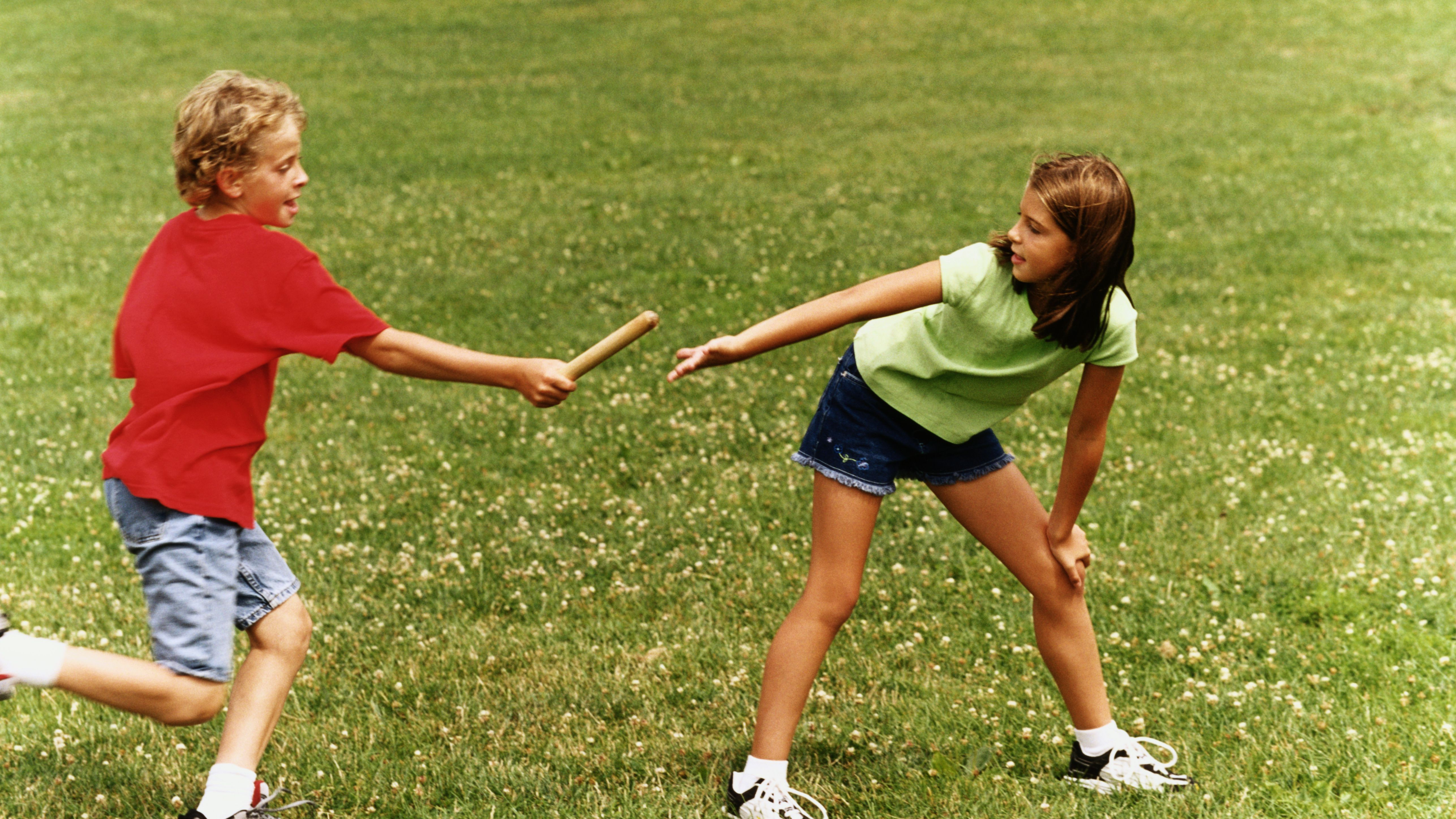 Running Games for Kids to Encourage Exercise