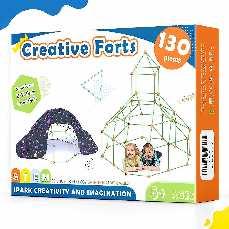Tiny Land Fort Building Kit