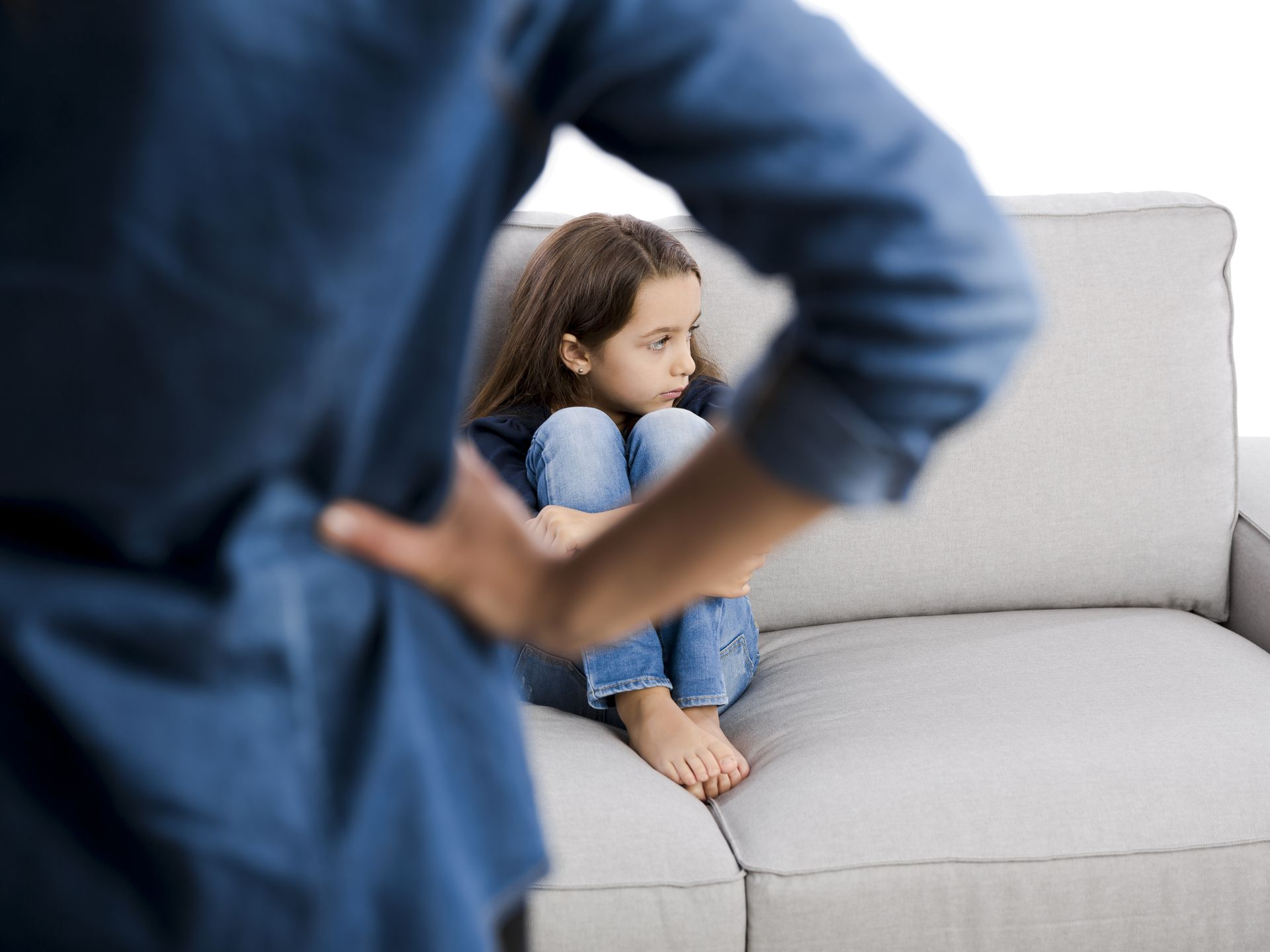 Symptoms emotional victims of abuse Signs Of