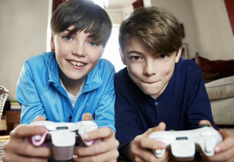 Violent video games can influence the way your child behaves.