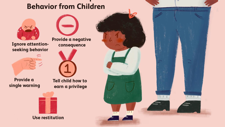 5 Ways To Deal With Disrespectful Children