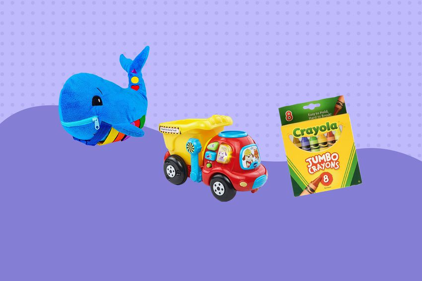 Best Toys for 15 Month Old