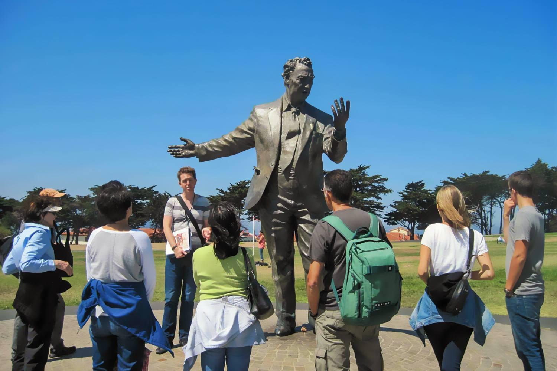 Taking a San Francisco Walking Tour